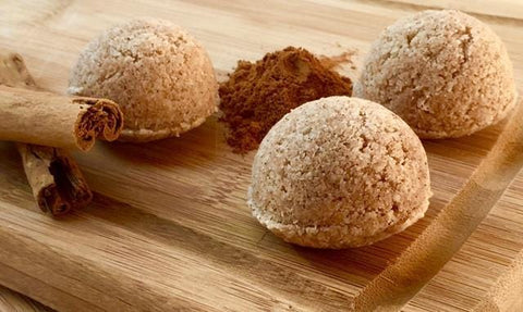 Snickerdoodle Power Balls