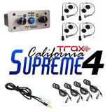 Trax California Supreme 4
