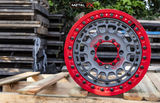 Hitman Custom 2-Piece Beadlock Race Wheel