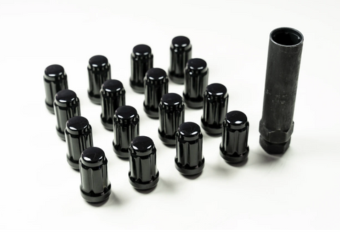 Black Lug Nuts