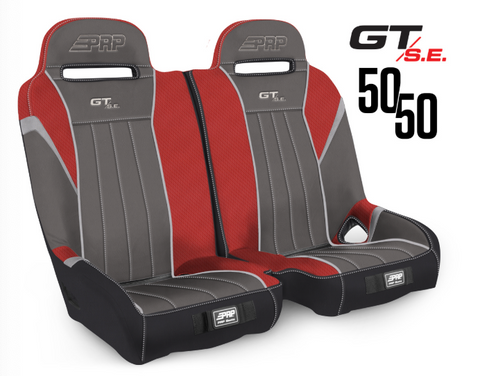 PRP SEAT - GT S.E 50/50 FRONT BENCH