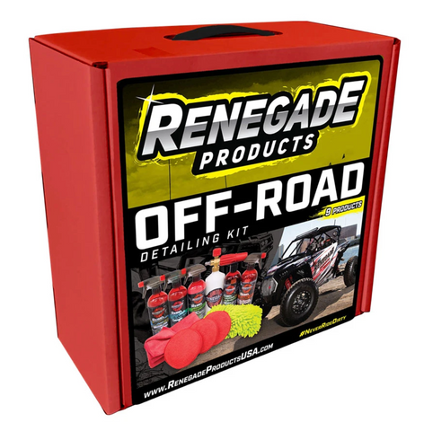 OFF-ROAD DETAILING KIT