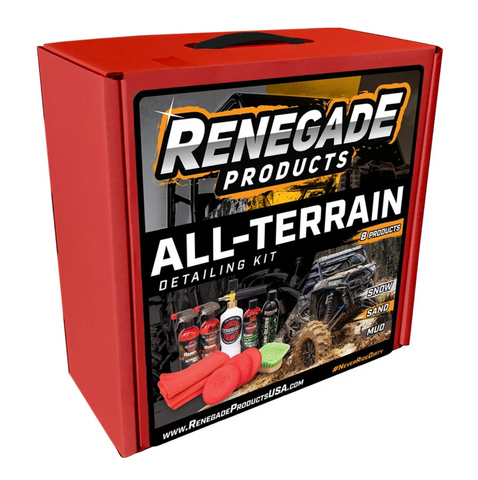 ALL-TERRAIN DETAILING KIT