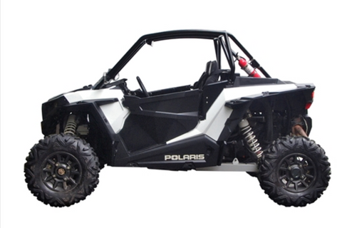 "Cagewerx RZR XP 1000 ""SPORT CAGE"" ASSEMBLED - RAW FINISH (INCLUDES ROOF)"