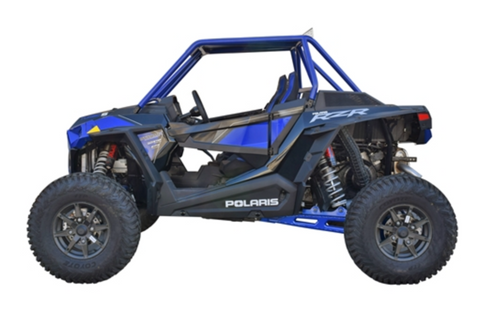 "RZR XP 100CAGEWERX (2019+) / XP TURBO S ""BAJA SPEC"" ASSEMBLED - RAW FINISH (INCLUDES ROOF)"