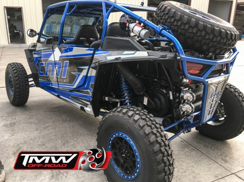 TMW - XP4 Dune edition bumper cage