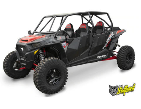 UTV Wolfpack - (2014-20)Polaris RZR XP1000 / Turbo 4 Seat Radius Roll Cage