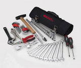 57 PC UNIVERSAL TOOL ROLL FOR SIDE BY SIDE VEHICLES