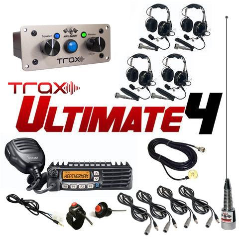 Trax Ultimate 4