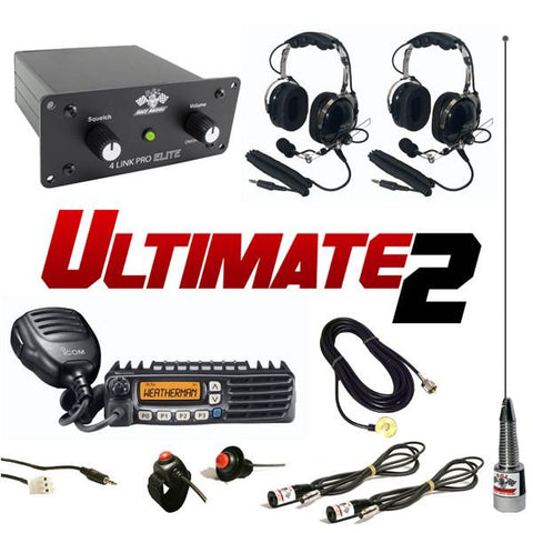 Ultimate 2 Seat Package - PCI Race Radios - 1