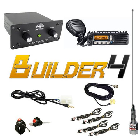 Builder Package 4 - PCI Race Radios - 1