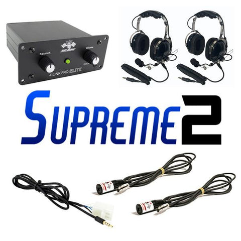 Supreme 2 Package - PCI Race Radios - 1