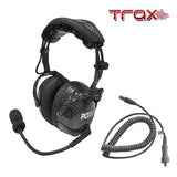 PCI Vibe Headset for TRAX Systems