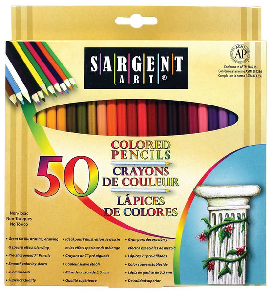 coloured pencils for adult colouring pages