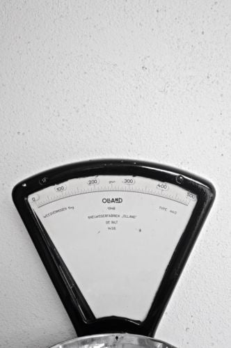 RARE Antique DUTCH OLLAND grocery candy shop scales 1948 AVERY BERKEL style