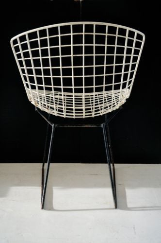 KNOLL Harry BERTOIA industrial VINTAGE 1952 Side Chair ORIGINAL