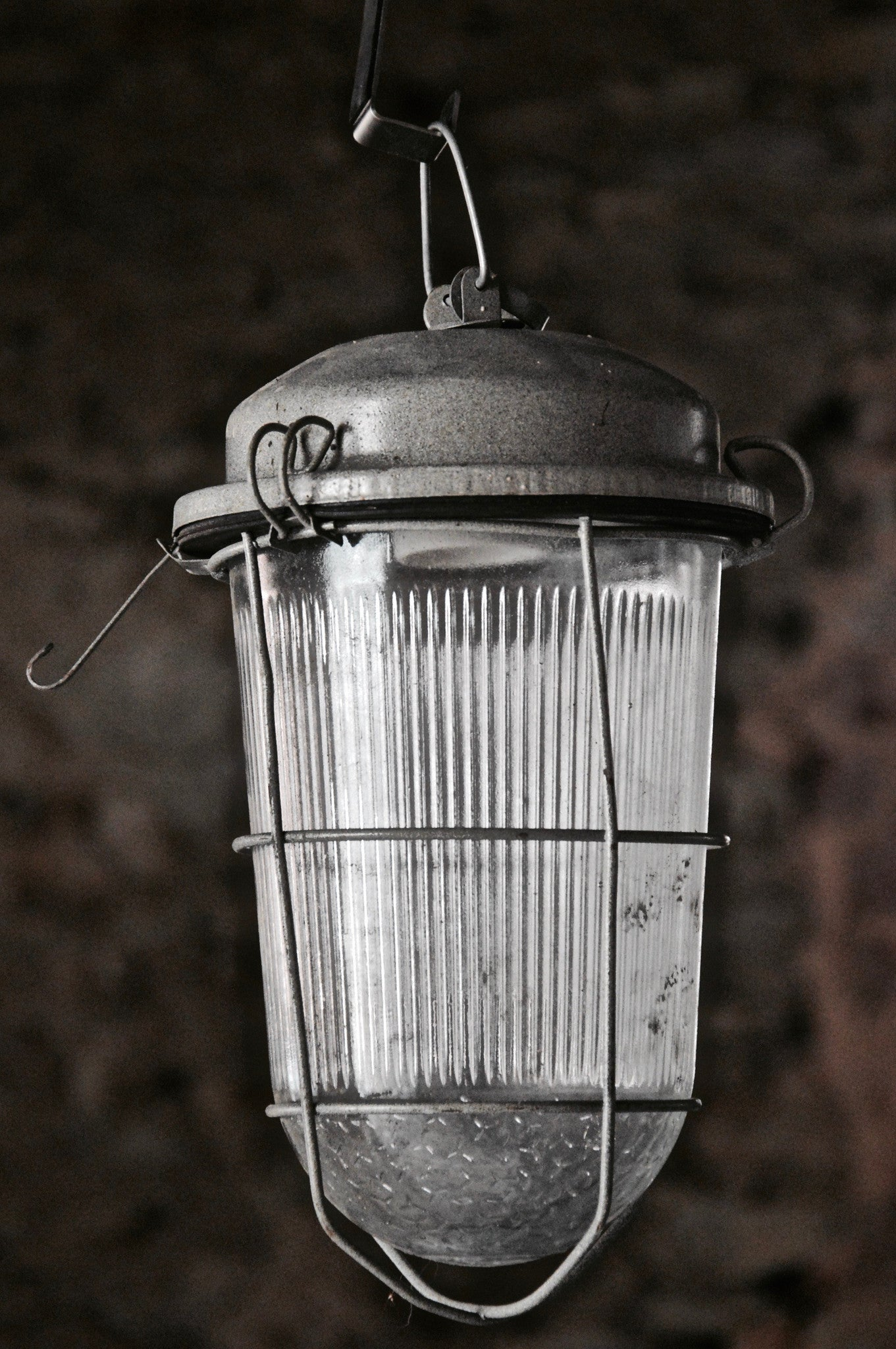 Vintage Industrial Factory Warehouse Ceiling Lamp
