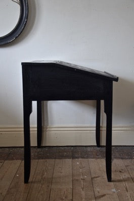 authentic original French Writing Desk circa 1800's BUREAU DE PENTE