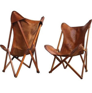 Pair of Tripolina Frames (the original butterfly chair)