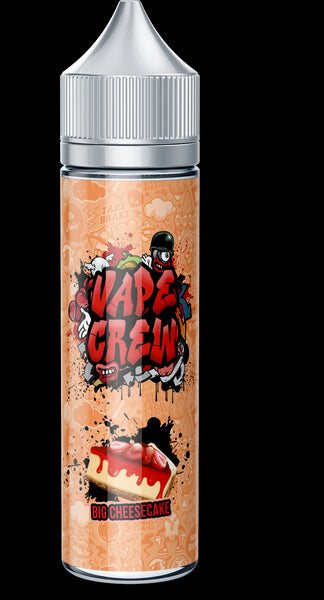 Vape Crew - Big Cheesecake 60ml