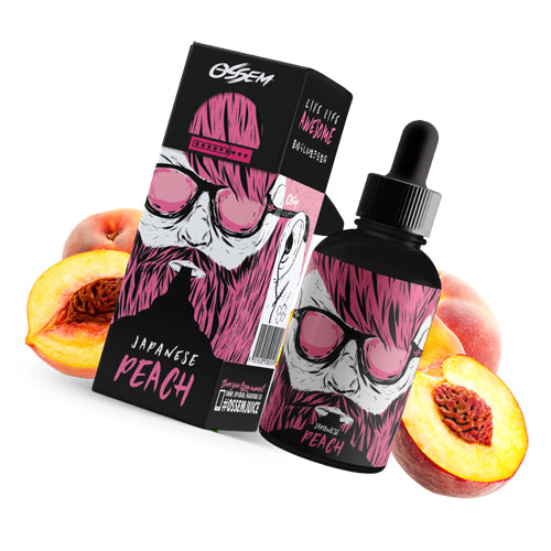 Ossem - Japanese Peach 60ml