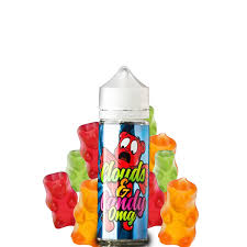 Clouds & Candy - Gummy Bear - Gummy Candy Bears 120ml