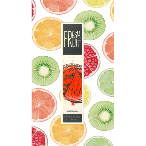 Fresh Fruit - Watermelon 60ml