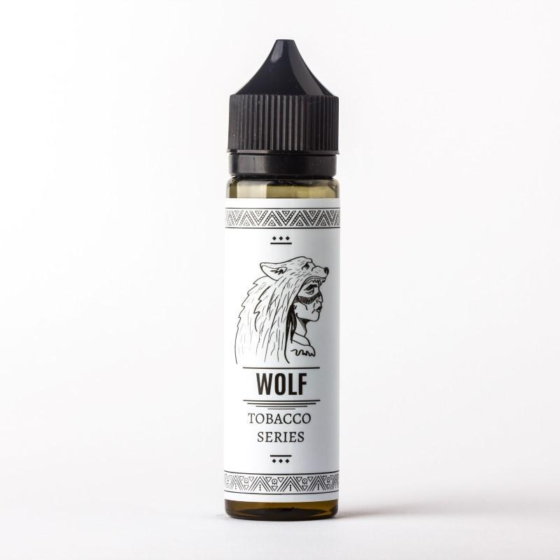 Indians - Wolf Black - Marlboro tobacco 60ml