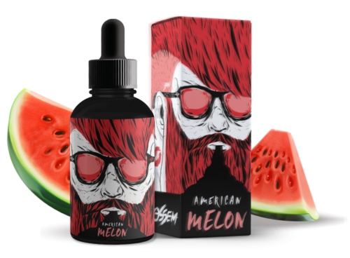 Ossem - American Melon 60ml