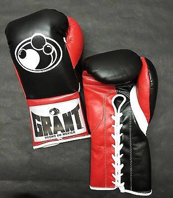 Grant Worldwide 8oz fight gloves