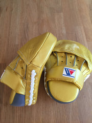 Winning mitts CM-65 custom gold