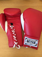 Seyer Mexico 16oz lace up sparring gloves