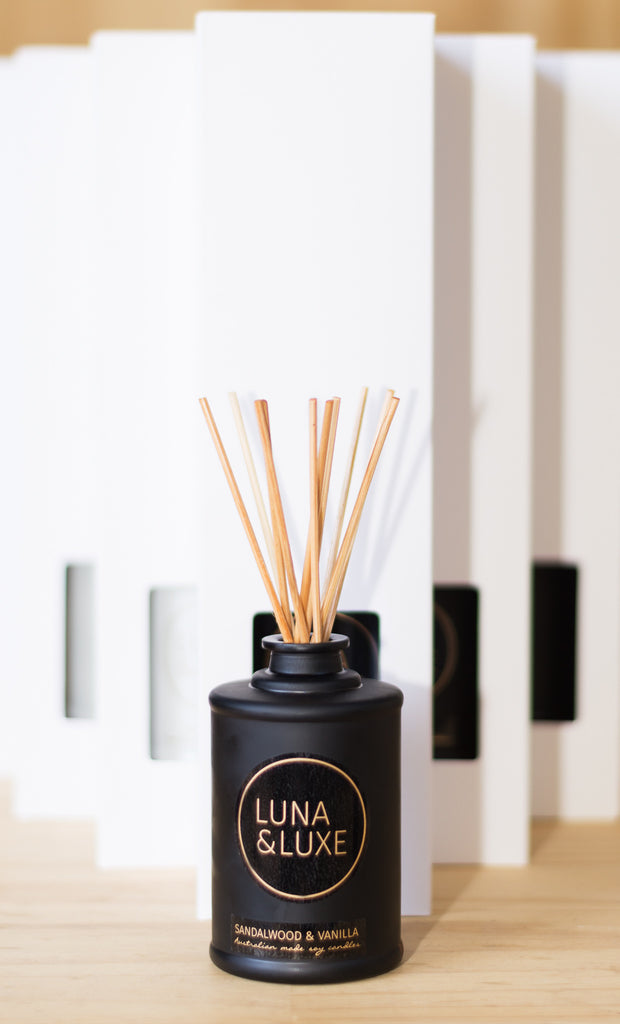 Gold Reed Diffuser