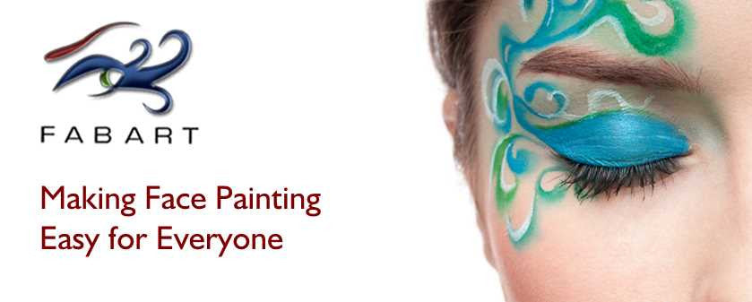 Introduction to Fab Art - Making Face Painting Easy for Everyone