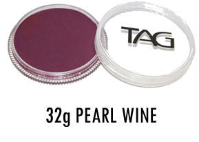 TAG Body Art 32g Pearl Face Paint