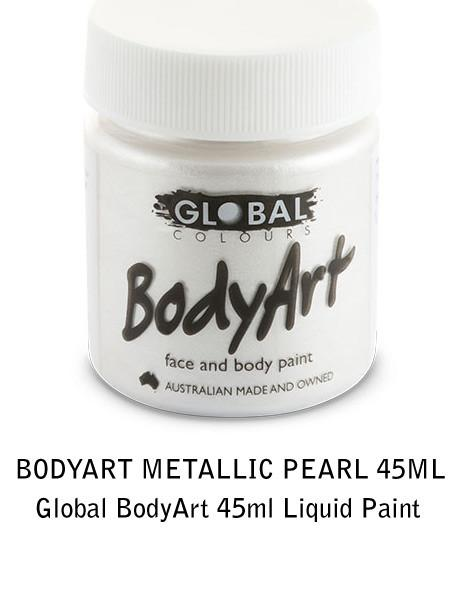 METALLIC PEARL 45ML