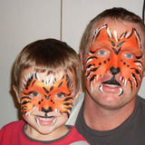 Face Painting Kids Party Bookings