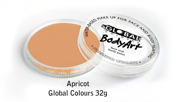 Global Colours Apricot