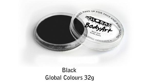 Global Colours Black