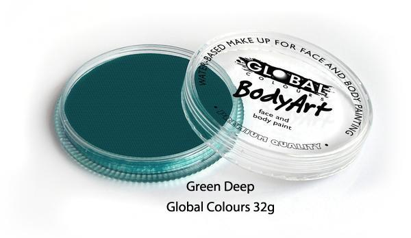 Global Colours Green Deep