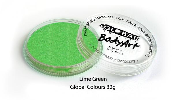 Global Colours Lime Green