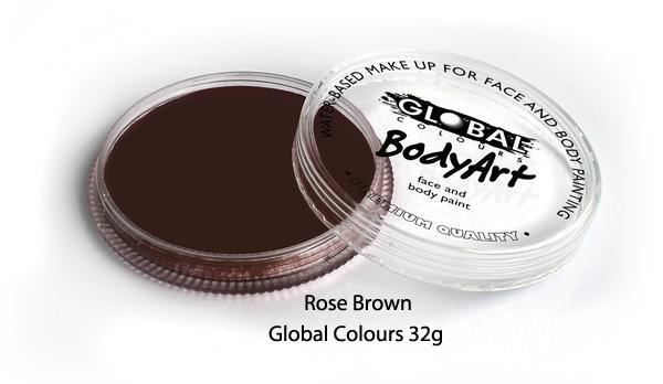Global Colours Rose Brown