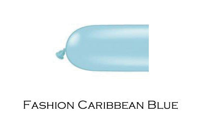 Qualatex 260Q Fashion Caribbean Blue 100