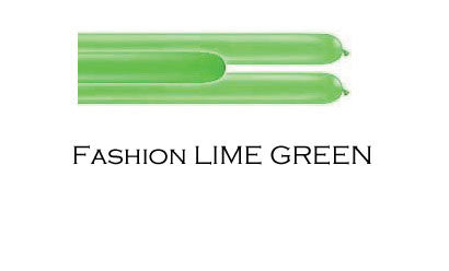Qualatex 260Q Fashion Lime Green 100