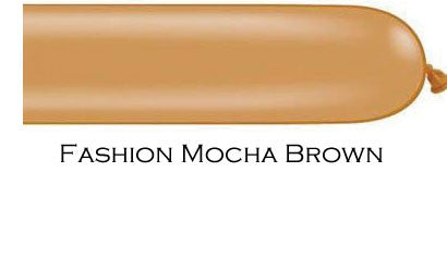 Qualatex 260Q Fashion Mocha Brown 100