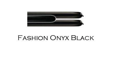 Qualatex 260Q Fashion Onyx Black 100
