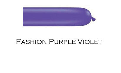 Qualatex 260Q Fashion Purple Violet 100