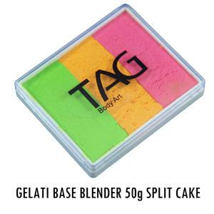 Gelati Base Blender 50g Split Cake