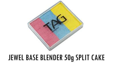 Jewel Base Blender 50g Split Cake