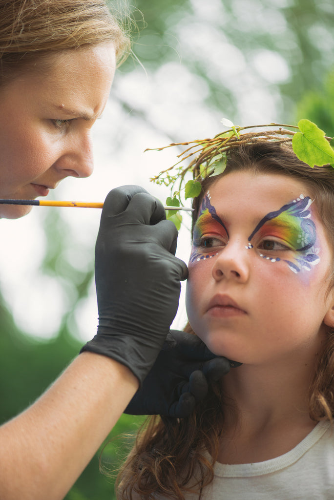 Online Face Painting Workshops & Training